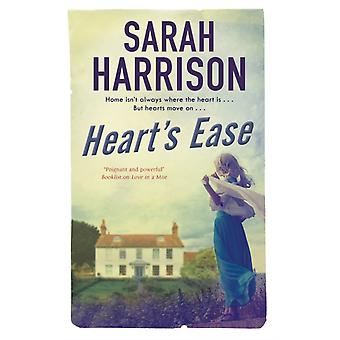 Hearts Ease by Sarah Harrison