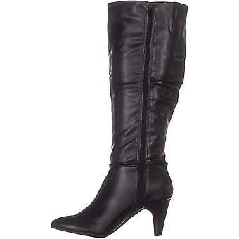 Karen Scott Womens WC Hollee amandel Teen Fashion knie hoge laarzen