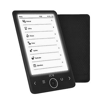 EBook SPC 5610N 6 4 GB SD zwart