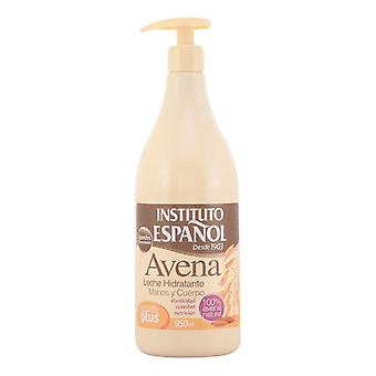 Leite Corporal Avena Instituto Español (950 ml)