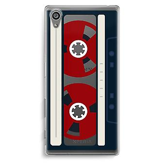Sony Xperia Z5 Transparent Case - Here's your tape