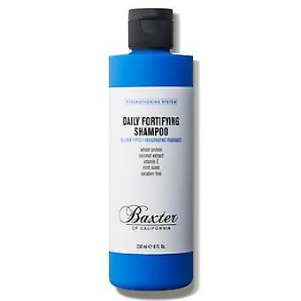 Met voedingsstoffen verrijkte shampoo