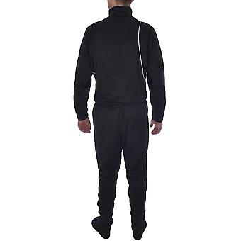 adidas Performance Herren Ser Insgesamt Wintertraining Einteiliger Anzug - Schwarz