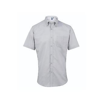 Premier signature oxford short sleeve shirt pr236