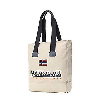 Napapijri Sporta El - 0 cm Natural Peyote (White) shoulder bag - N0YIXX