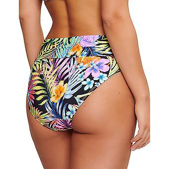 LingaDore 5114BF-204 Women's Simo Multicoloured Floral Print Bikini Bottom