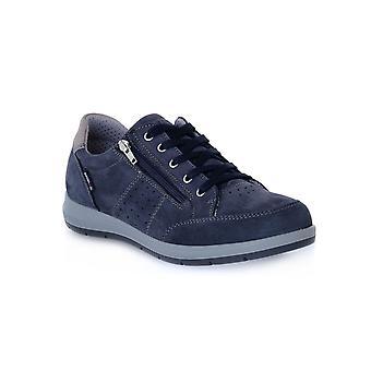 Enval soft mole berry nabuck shoes