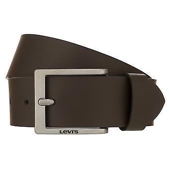 Levi's Belt Men's Belt Leather Belt Jeans Belt Brown 8527