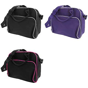 Bagbase Compact Junior Dance Messenger Bag (15 Litres) (Pack of 2)