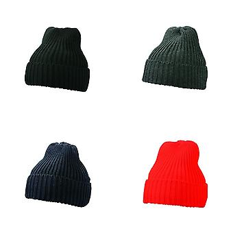 Myrtle Beach Adults Unisex Warm Knitted Cap