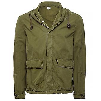 Hartford Cotton Hooded Denver Jacket
