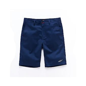 Alpinestars Telemetric Chino Short Chino Shorts in Navy