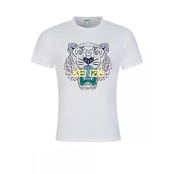 Kenzo Classic Tiger White T-shirt