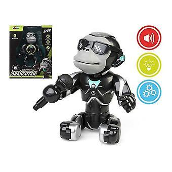Interactieve robot Orangután Bluetooth