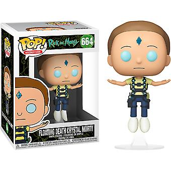 Rick und Morty schwimmenkristall Morty US Excl Pop! Vinyl