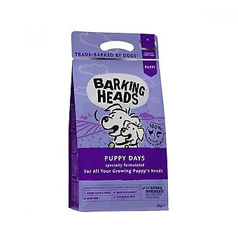 Barking Heads Puppy Days Complete Dry Dog Food