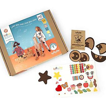 Construction set Kadibudoo 35 pcs (1+ year)