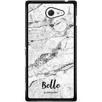 Bjornberry Shell Sony Xperia M2 Aqua - Belle
