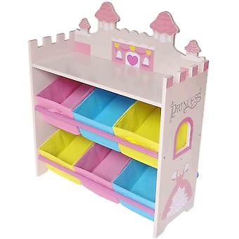Kiddi Style Princess Storage Unit