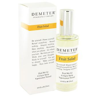 Demeter fruta ensalada Colonia Spray (antes del vientre de la jalea) por Demeter 4 oz Colonia Spray