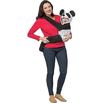 Huggable Panda Costume