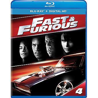 Snel & Furious (2009) [Blu-ray] USA importeren