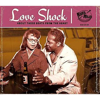 Love Shock - Love Shock [CD] USA import
