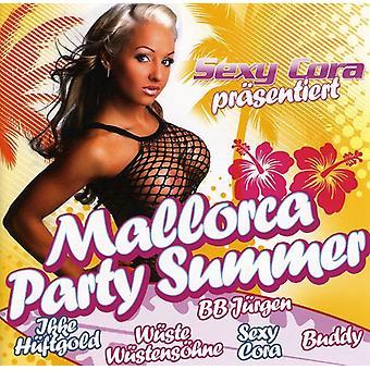 Sexy Cora Pras. Mallorca Party Summer [CD] USA import