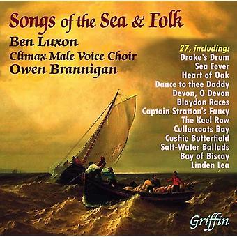 Luxon, Benjamin / Willison, David / Brannigan, Owen - Songs of the Sea & Folk [CD] USA import