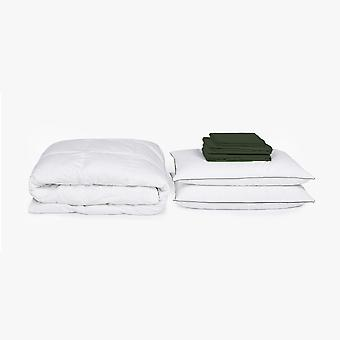 Move-in Set | Green Complete Bedding Set