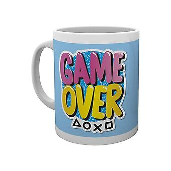 PlayStation, Mug - Game Over