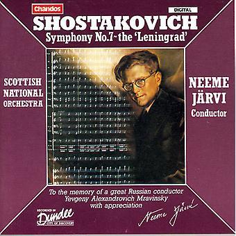 D. Shostakovich - Shostakovich: Symphony No. 7 [CD] USA import