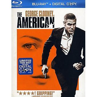 American [BLU-RAY] USA import