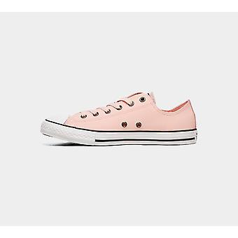 Converse Ctas Ox 662330 Storm Pink Girls Shoes Boots