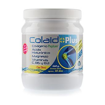 Colaid Plus Collagen and Hyaluronic Acid 360 g