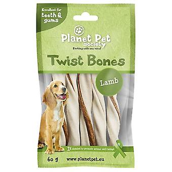 Planet Pet Snack Rollito Dental Sabor a Cordero (Dogs , Treats , Chewy and Softer Treats)
