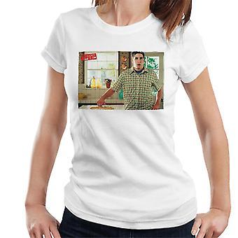 American Pie Jim berör Pie kvinnor ' s T-shirt