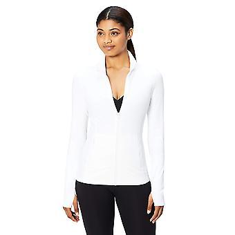 Core 10 Women's Icon Series - The Ballerina Full-Zip Jacket,, White, Size Medium