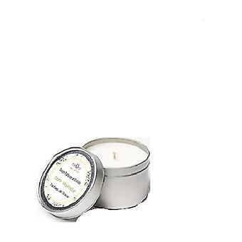 Tiare flower candle 1 unit