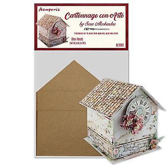 Stamperia Box House Kit