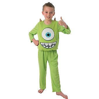 Mike - Child - Deluxe Costume. Size : Small