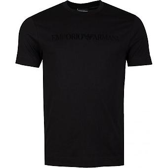 Emporio Armani Logo T-paita