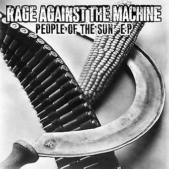 Rage Against the Machine - People of the Sun EP [Vinyl] USA import