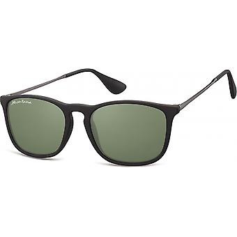Sunglasses Unisex matt black (S34E)