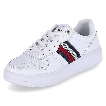 Tommy Hilfiger FW0FW05220YBRWHITE universal all year women shoes