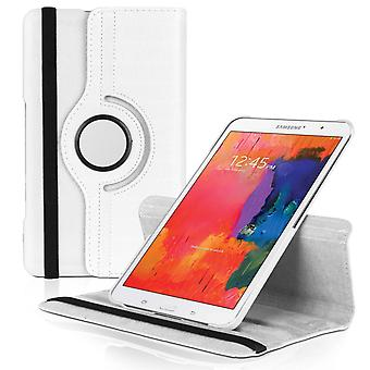 Tablet Case Protection for Samsung Galaxy Tab Pro 8.4 / T320 Set Function TPU White