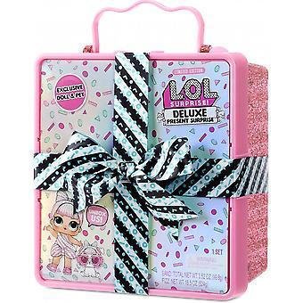 L.O.L Surpresa! Miss Par-tay Doll Deluxe Surpresa Presente