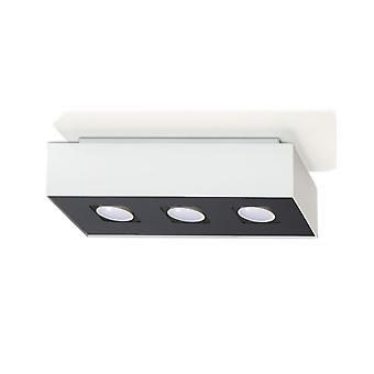 Plafond Mono 3 Valkoinen