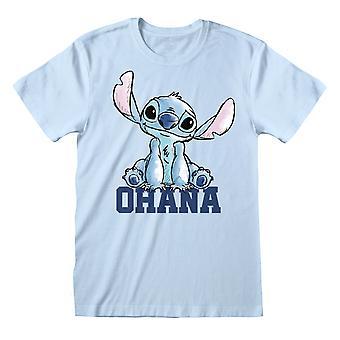 Lilo & Stitch Unisex Adult T-Shirt