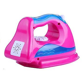 Speelgoed strijkbout Roze - met water spray